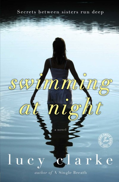 Lucy Clarke Swimming At Night