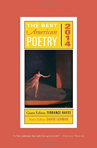 David Lehman The Best American Poetry 2014