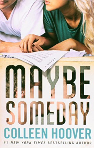 Colleen Hoover Maybe Someday