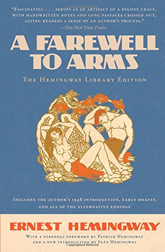 Ernest Hemingway A Farewell To Arms Hemingway Libra