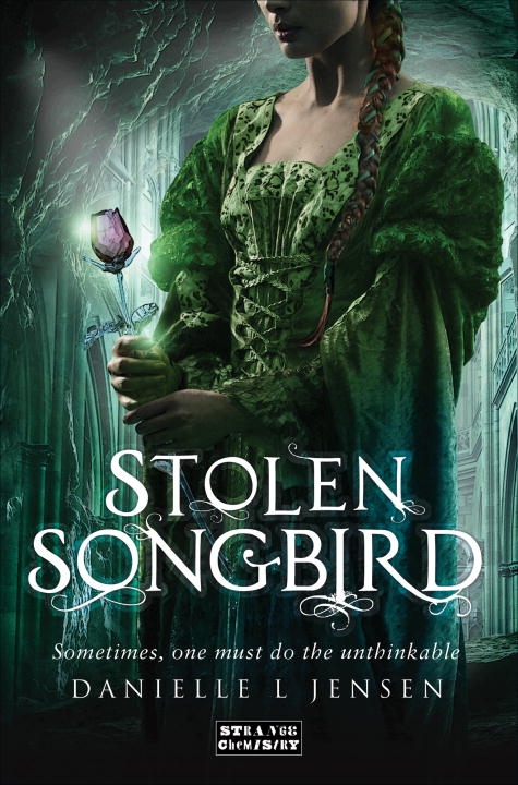 Danielle Jensen Stolen Songbird Malediction Trilogy Book One