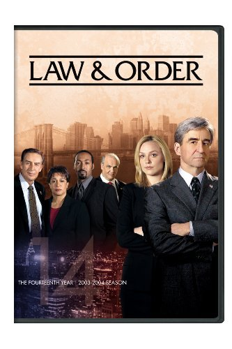 Law & Order Law & Order Fourteenth Year Ws Nr 6 DVD