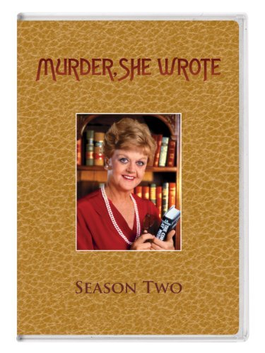 Murder She Wrote Season 2 DVD Nr