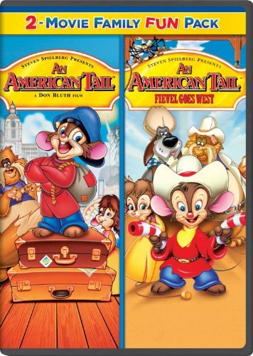 American Tail 2 Movie Family F American Tail 2 Movie Family F G 2 DVD