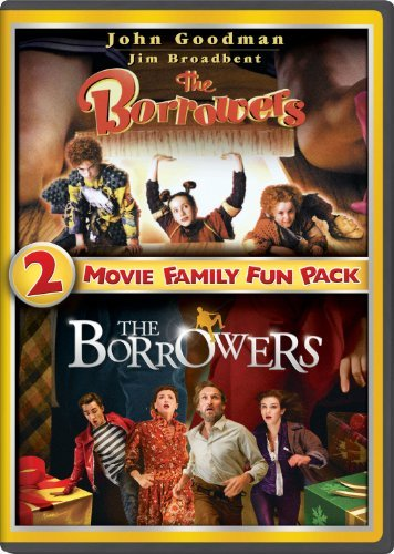 Borrowers 2 Movie Family Fun P Borrowers 2 Movie Family Fun P Pg