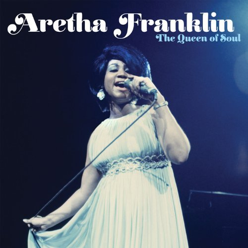 Aretha Franklin Queen Of Soul 4 CD