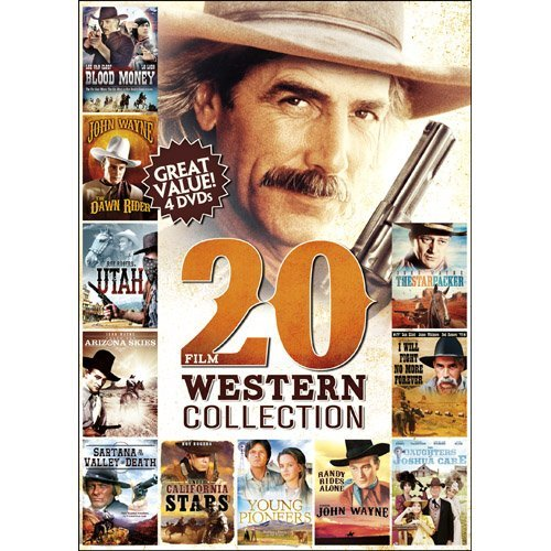 Vol. 3 20 Film Western Collect 20 Film Western Collection Nr 2 DVD