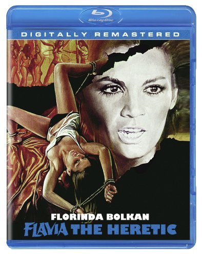 Flavia The Heretic Flavia The Heretic Blu Ray Ws