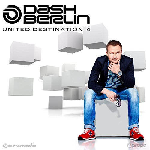 Dash Berlin United Destination 4 Import Gbr 2 CD
