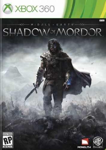 Xbox 360 Middle Earth Shadow Of Mordor Middle Earth Shadow Of Mordor
