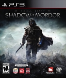 Ps3 Middle Earth Shadow Of Mordor Middle Earth Shadow Of Mordor