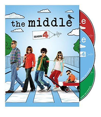 Middle Season 4 DVD Nr