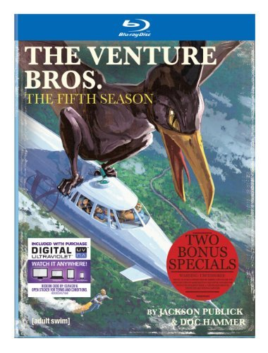 Venture Bros. Season 5 Blu Ray Uv Dc Nr Uv Dc