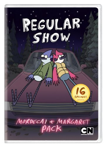 Regular Show Volume 5 Mordecai & Margaret DVD Fs