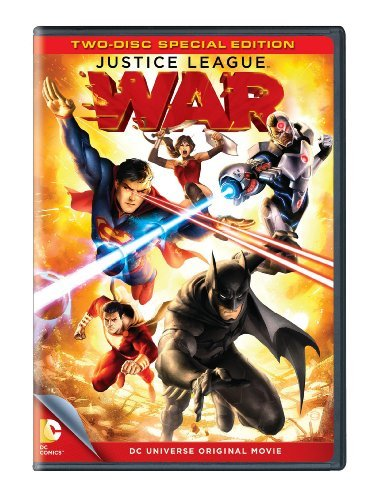 Dcu Justice League War Dcu Nr 2 DVD