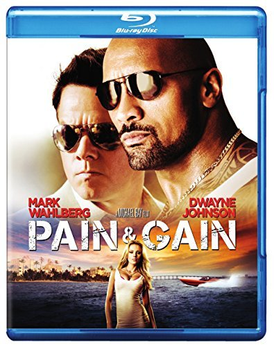 Pain & Gain Pain & Gain Blu Ray Ws Nr