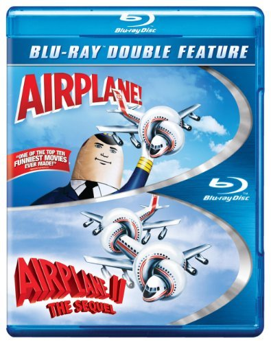 Airplane Airplane Ii Double Feature Blu Ray Nr Ws