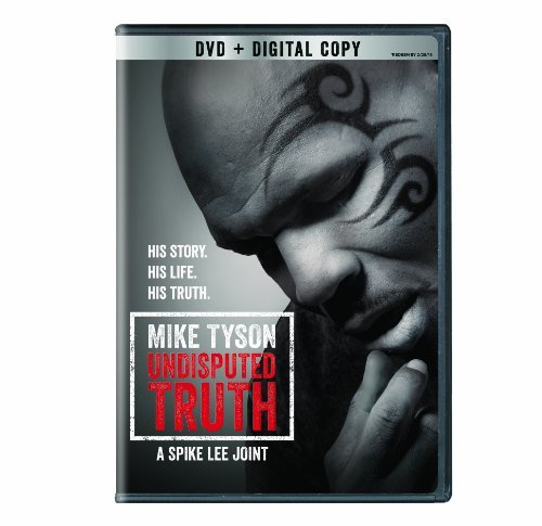 Mike Tyson Undisputed Truth Tyson Mike Nr Uv Dc