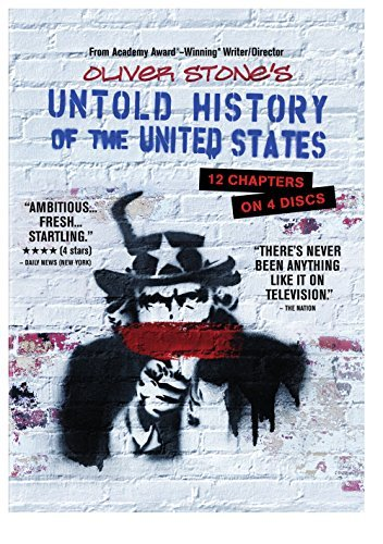 Untold History Of The United States Oliver Stone DVD Nr