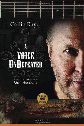 Collin Raye A Voice Undefeated [with CD (audio)]