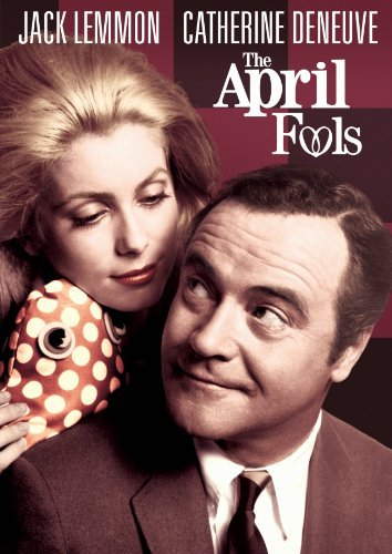 April Fools Deneuve Lemmon Lawford DVD Pg Ws