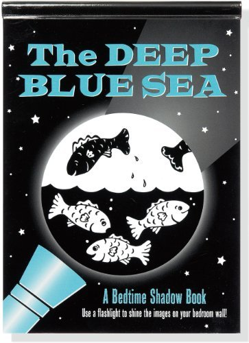 Martha Day Zschock Deep Blue Sea A Bedtime Shadow Book
