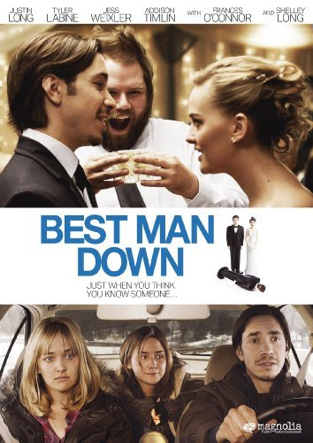 Best Man Down Long Labine Weixler Timlin DVD Pg13 Ws