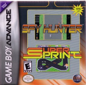 Spy Hunter Super Sprint