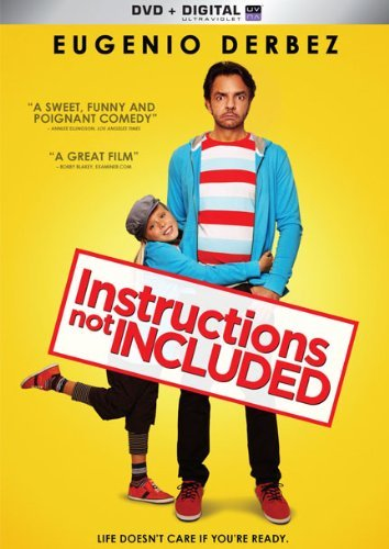 Instructions Not Included Derbez Peralta Lindsey Rosaldo DVD Uv Pg13 Ws