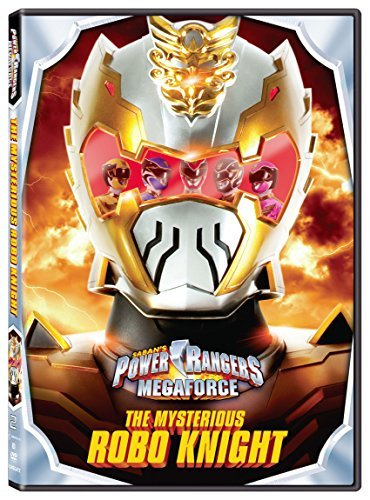 Mysterious Robo Knight Vol. 2 Power Rangers Megaforce Ws Nr