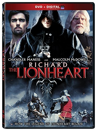 Richard The Lionheart Mcdowell Perez Maness Arnold Ws R Uv