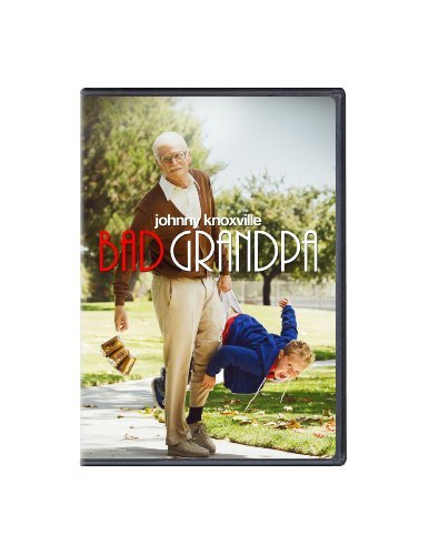 Jackass Presents Bad Grandpa Knoxville Nicoll Jonze DVD R