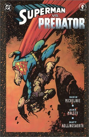David Michelinie Superman Vs. Predator