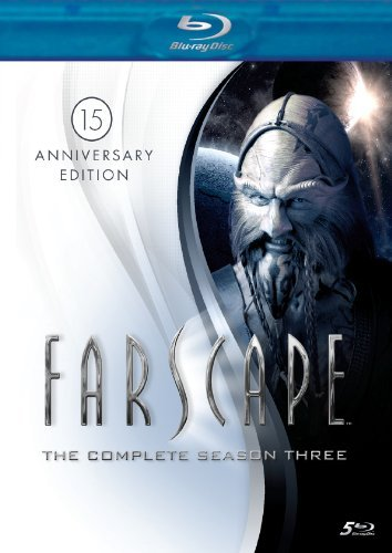 Farscape Season 3 15th Anniversary Edition Blu Ray DVD Tvma