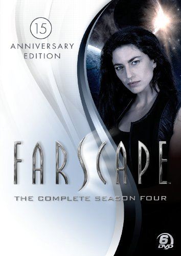 Farscape Season 4 15th Anniversary Edition DVD Tvma Fs