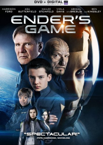 Ender's Game Ford Butterfield Steinfeld Kingsley Ford Butterfield Steinfeld Kingsley