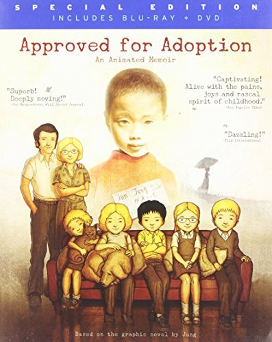 Approved For Adoption Anciaux Boquet Collet Blu Ray Ws
