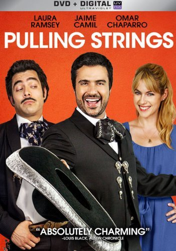 Pulling Strings Ramsey Camil Chaparro Arnold DVD Uv Pg Ws