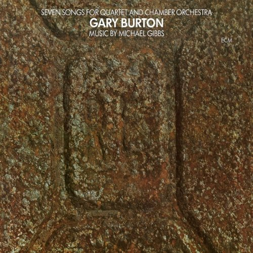Gary Burton Seven Songs For Quartet & Cham
