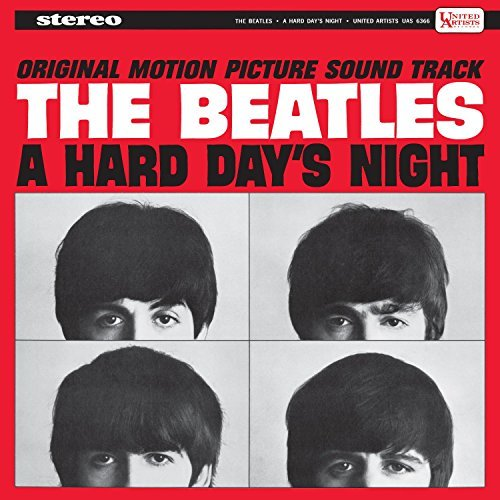 Beatles Hard Day's Night (original Mot Mini Lp Replica