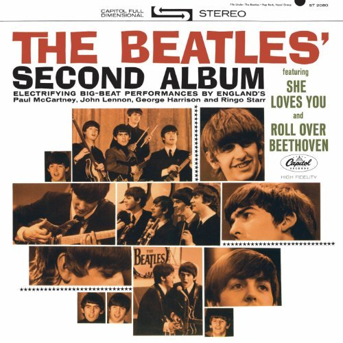 Beatles Beatles' Second Album (the U.S Mini Lp Replica