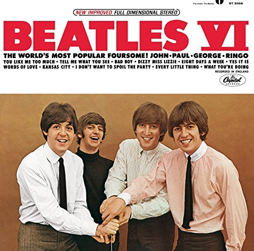 Beatles Beatles Vi (the U.S. Album) Beatles Vi (the U.S. Album)
