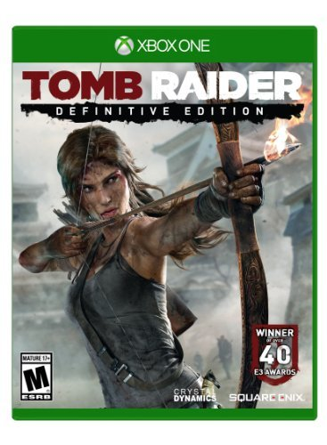 Xbox One Tomb Raider Definitive Edition Square Enix M