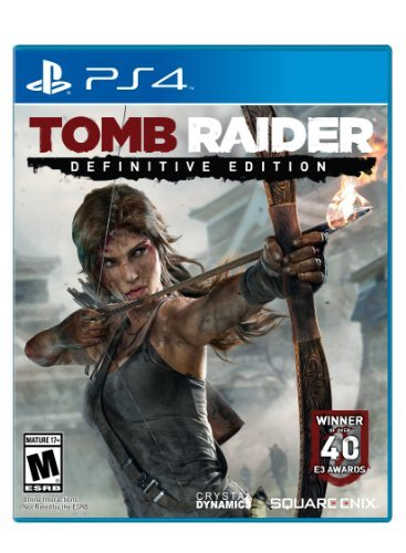 Ps4 Tomb Raider Definitive Edition Square Enix M