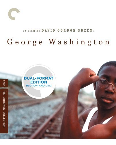 George Washington Holden Schneider Evanofski Blu Ray DVD Nr Ws Criterion Collection