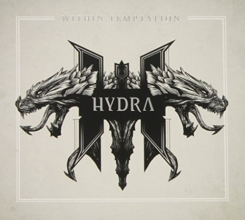 Within Temptation Hydra 2 CD