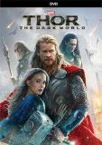 Thor The Dark World Hemsworth Portman Hiddleston DVD Nr