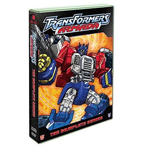 Transformers Armada Complete Series DVD Tvy7 Fs