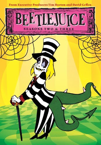 Beetlejuice Seasons 2 & 3 Seasons 2 & 3