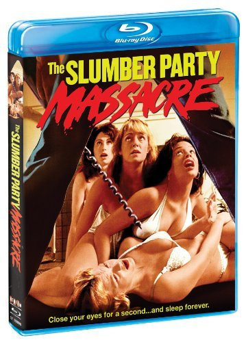 Slumber Party Massacre Slumber Party Massacre Blu Ray R